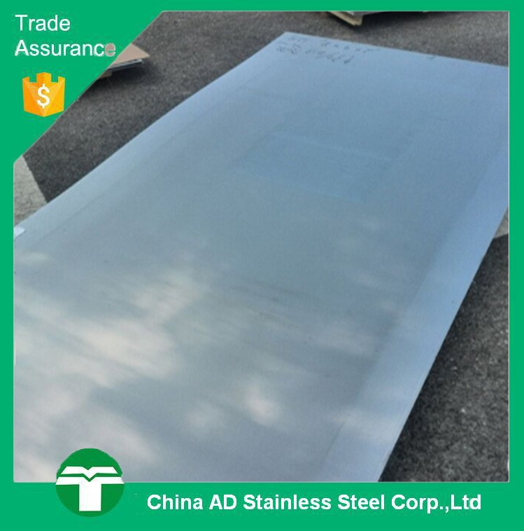 Factory wholesale 400 series stainless steel magnetic 430 sheet with mill test certificate