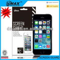 Self repair screen protector for iPhone 5s oem/odm (High Clear)