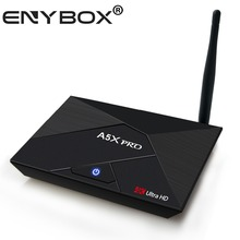 rk3328 RK3328 Quad-Core 64bit Cortex-A53 anroid 7.1 smart tv android ott box with extra antenna