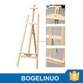 1.45m pine wood easel stand in stock