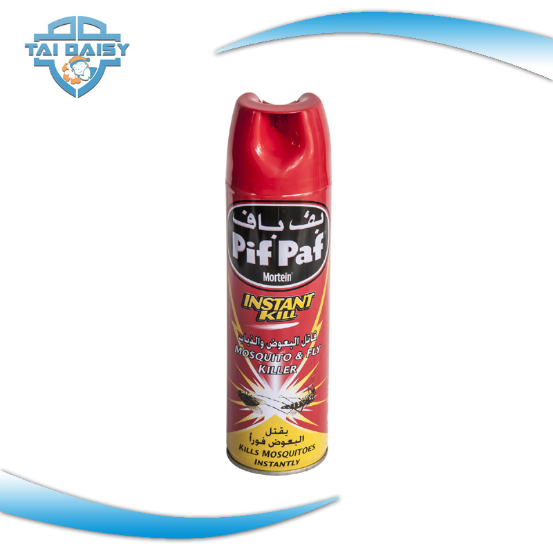 Original Export mosquito aerosol pyrethrin insecticide spray biological insecticide in China