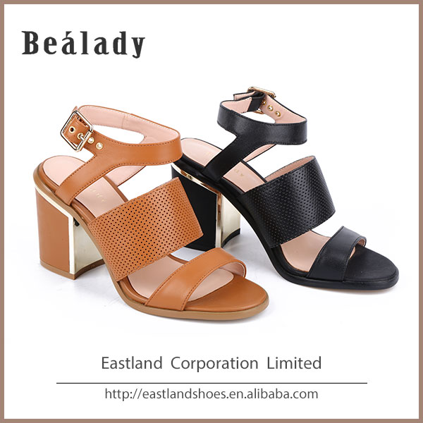 Ladies new fashionable funny sandals