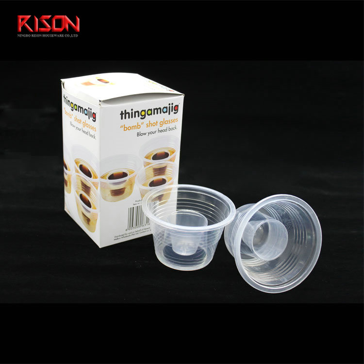 disposable pp plastic portion cup with pet lid clear cup sauce cup souffle cup with plastic lid