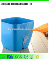 Disposable Plastic Flower Pot Colored Garden/Plant Pot For Sale