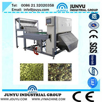 Ccd Soybean,Pea,Mung Bean Color Sorter Machine mung bean sprout machine