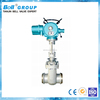 Electric Butt Weld Gate Valve DN100