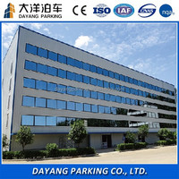 Fully automatic stack car parking system