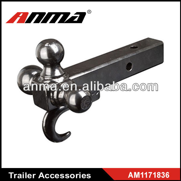 Stainless steel car trailer hitch parts cast trailer hitch