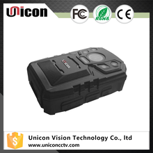 Unicon Vision H.264 AVI MPEG4 32G 64G SD Card 32Mp gps track wireless 3g/4g police body camera