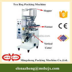 Factory price JX004 Double Chamber healthy green slimming tea bag packing machine