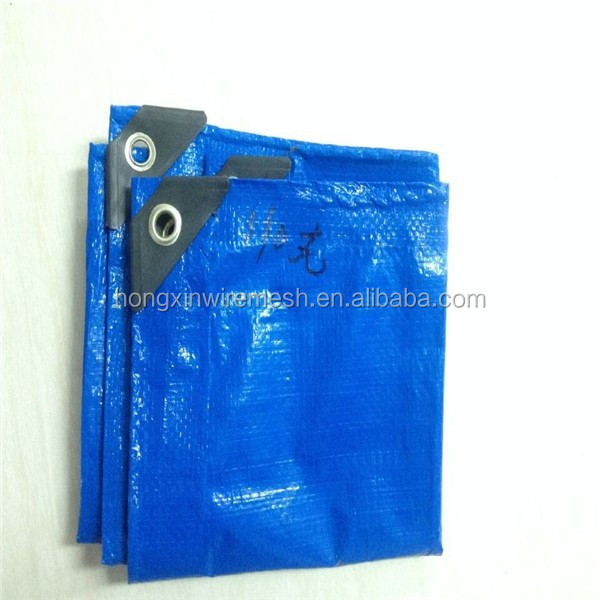 PE Tarpaulin with all kinds of specification/lightweight waterproof pe tarpaulin/High Quality PE Tarpaulin