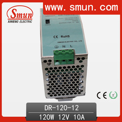 120W 12V LED Switching Power Supply DR-120-12