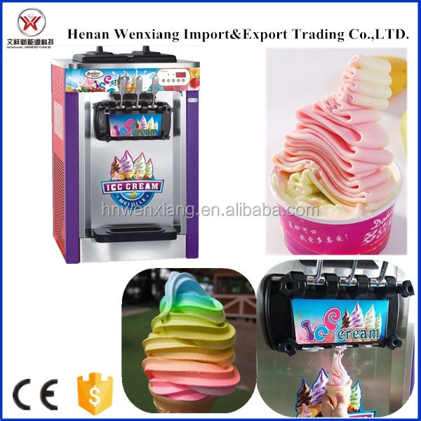 2016 Floor Standing Hand Operate Used Ice Cream Machines Prices