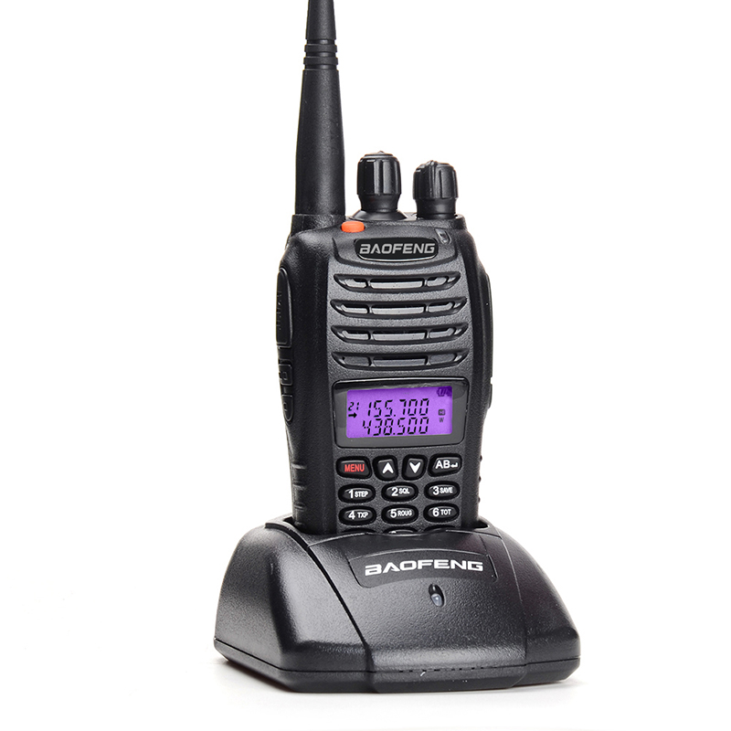 Baofeng BF-UVB5 99CH 7.4V Portable Ham Two Way Radio