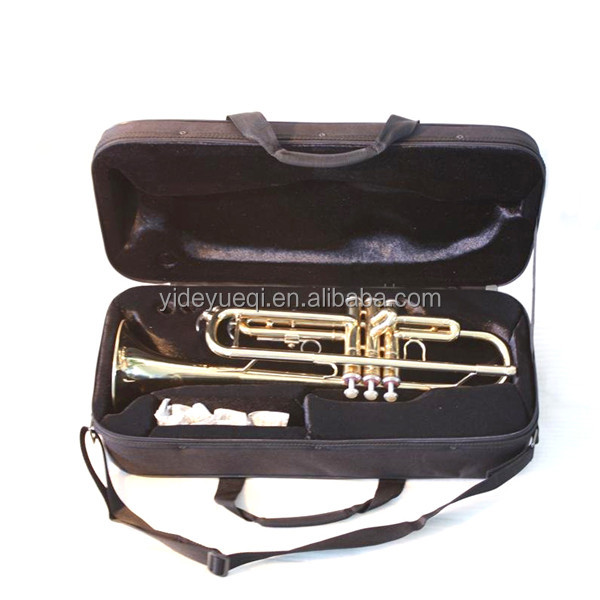 YTRU-301516 CUPID Professional Cheap gold lacquer Bb Trumpet