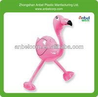 Large Inflatable Pink Flamingo Aquatic Birds Toy