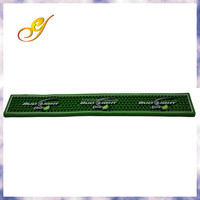 custom bar counter mat with your own logo pvc softness bar top mat