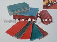 nylon abrasive disc Hand Pad Holder