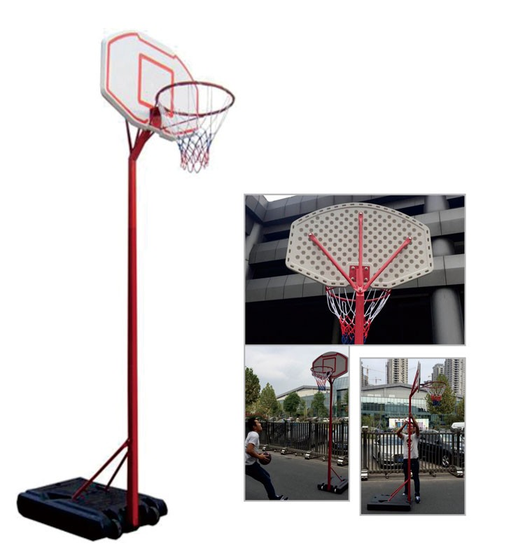 team sport portable fashion basketball system