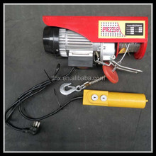 PA250 mini hoist 200kg Electric Lifting Winch Hoist 110V
