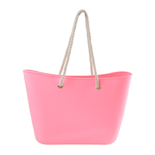 silicon large latest women bag high quality silicone lady handbag