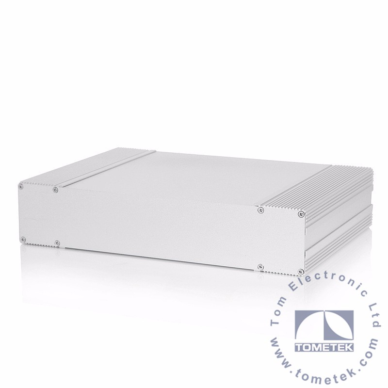 extruded aluminum pcb electronic enclosures