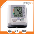 New products on china market automatic digital wrist blood pressure monitor