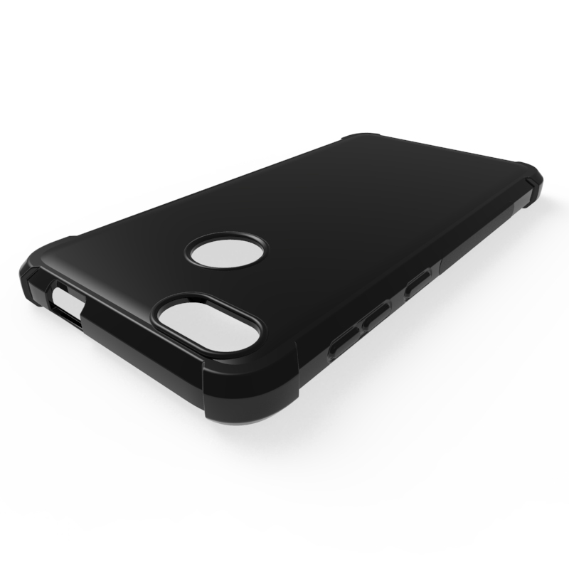 alpha design collision avoidance antiskid tpu soft case for Huawei enjoy 7 mibole phone back cover