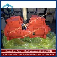 Best Price For Kawasaki K3V140 Hydraulic Pump for Kobelco Excavator On Sale