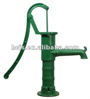 Cast Iron Antique Hand Water Pumps for Spain