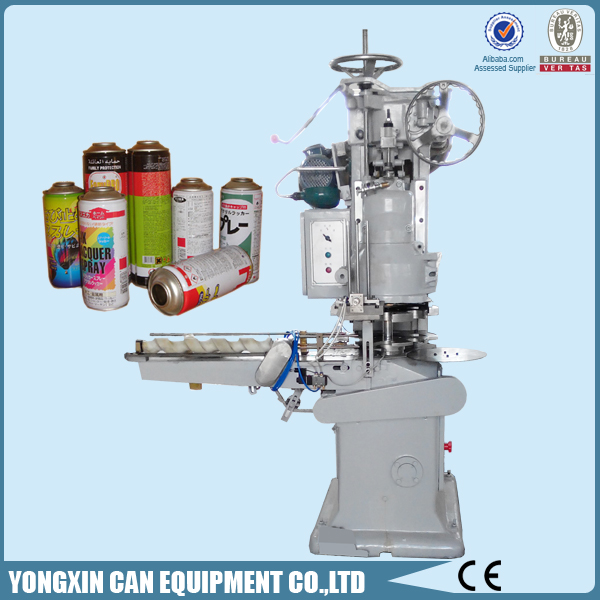 Factory supply top quality semi automatic metal can sealer