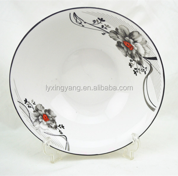 "chinese 9"" bowl,chinese style soup bowl,big soup bowl"