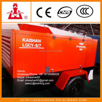 KAISHAN Big Red Jack Hammer Compressor Diesel Engine On Sale