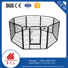 Large Removable Hot-dipped galvanized dog kennel cage /pet animal house cages