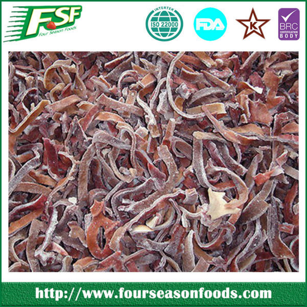 Wholesale China Market 2017 chinese high quality iqf frozen black fungus
