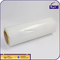 2015 Custom transparent food fresh-keeping PE PVC stretch film for fruit packaging