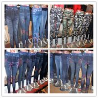 Latest New girl jeggings legging jeans
