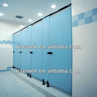 phenolic partition toilet partition
