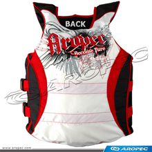 Water Skipper ISO approval Side Entry Nylon Life Vest Life Jacket