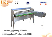 factory supplier superstar egg classification machine