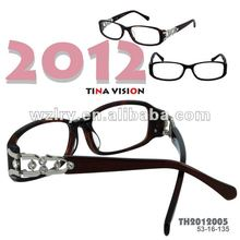 2012 fashion ladies glasses frames