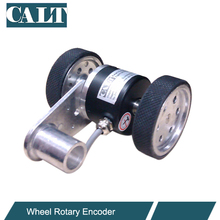 CALT incremental measuring wheel type rotary encoder can replace AUTONICS ENC-1-4T-24