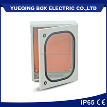 waterproof Plexiglass Door electric distribution box IP66