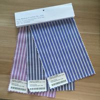 Lu Tai four years of high quality hot 100% cotton stock striped fabric