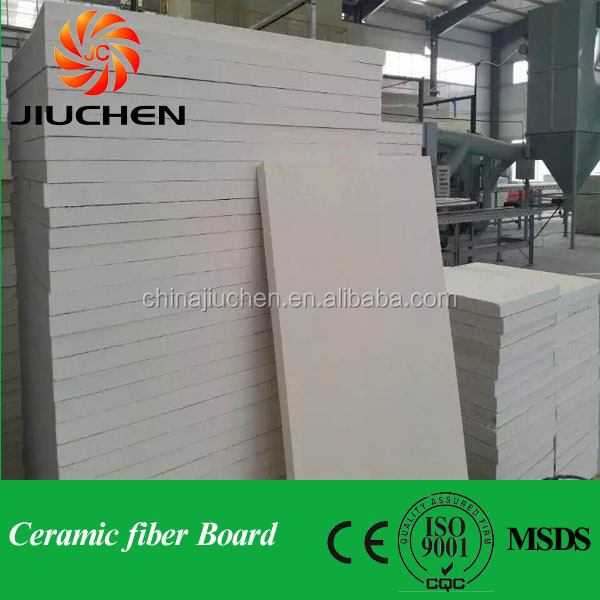 Roof heat insulation materials silicate ceramic fiber board