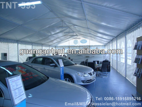 Auto Show Tents, Motor Show Tents, Car Exhition Tents