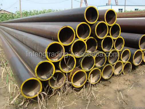 Carbon Steel Seamless Line Pipe with kinds of specifications and low price