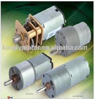 12mm 16mm 25mm 37mm Dc Gear Motor Manufacturer From China