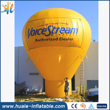 Customized advertising inflatable balloon, inflatable helium balloon