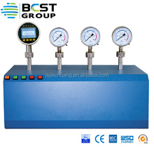 electric auto pressure calibration